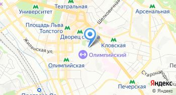 Вс Энерджи Интернейшнл Украина на карте