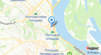 Велопарковка на карте