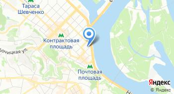 Институт угольных энерготехнологий НАН Украины на карте