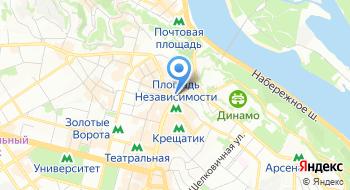 Фортуна Лайф Букмекерская Контора Украины на карте