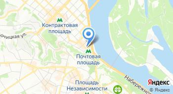 Государственная аудиторская служба Украины на карте