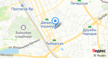 Компания Ерко на карте