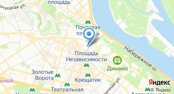 Религиозная миссия Каритас Спес РКЦ в Украине на карте