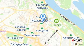 Фото на документы Метро-фото на карте