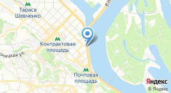 Компания Интерподшипник на карте