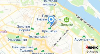Кафе-кондитерская Волконский на карте