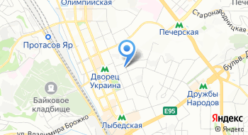 Компания Укрхозимпекс на карте