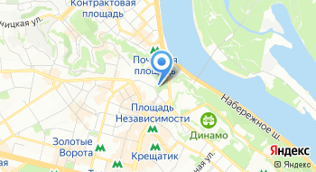 Автомойка Акватория на карте
