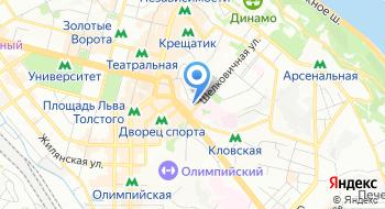 Мастерпол на карте