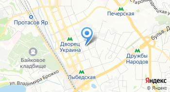 Пластический хирург Пирус Владимир Петрович на карте