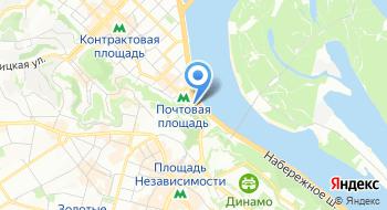 КП Киевпастранс на карте