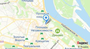 Украинский дом Международный конгресс-центр на карте