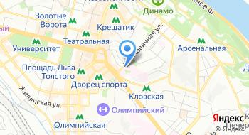 Ревсокардио диспансер на карте