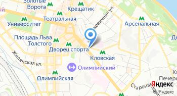 Металлургическое предприятие на карте