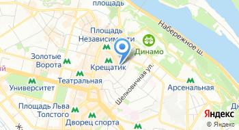 Автошкола Сэрна-2000 на карте