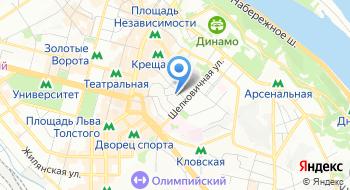 Парус Инвест Груп на карте