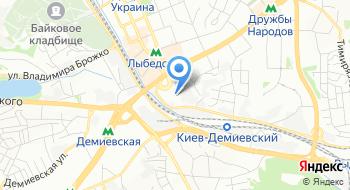 Свято-Андрее-Владимирский храм на карте
