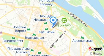 Банк Аркада на карте