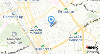 Компания Максима Капитал на карте
