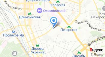 Профсоюзная Первичная Организация Автобазы Управления Делами Аппарата Верховной Рады Украины на карте