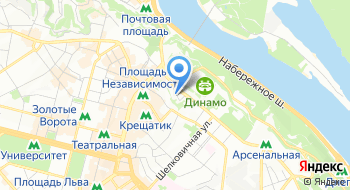 Готслот на карте