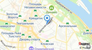 Художественный центр Шоколадный дом филиал Киевского национального музея русского искусства на карте