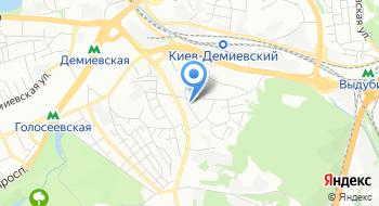 Компания Софторг на карте