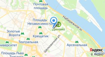 Магазин Sanahunt на карте