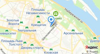 Бассейн-клуб Аква Лайф на карте