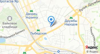 Investor Relations Agency на карте