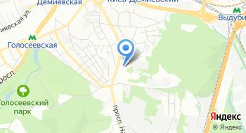 ЮСП автомотив Украина на карте