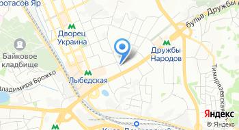 Компания Пол Офиса на карте