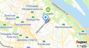 Компания Gadget style на карте
