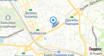 Украинско-российско-австрийское общее предприятие Золотой век на карте