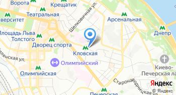Компания Контрол Юнион Украина на карте