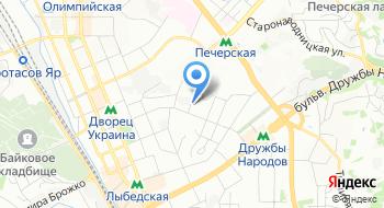 Интерьер точка на карте