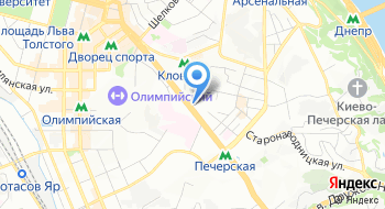 Станция зарядки электромобилей Toka на карте