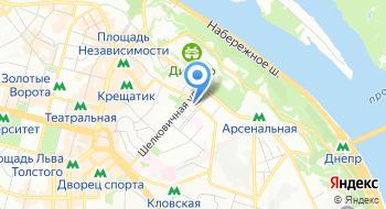 Правэкс-Банк на карте
