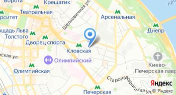 Пресс-служба Екатерины Серебрянской на карте