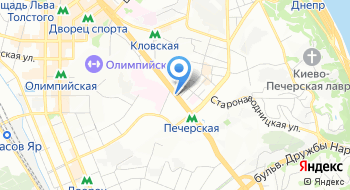 Доска объявлений Украины на карте