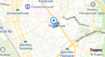 АН Украинский Аукцион Активов на карте