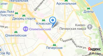 Медицинская косметология Newface.com.ua на карте