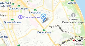 Интернет-магазин Допомога на карте