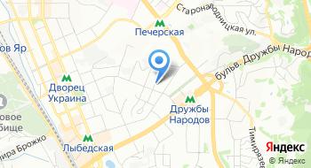Компания Севидж Сервис на карте