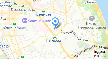 Государственная инспекция ядерного регулирования Украины на карте