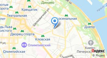 Компания Укртрансгаз на карте