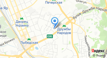 Учебно-тренировочная база ДЮСШ №1 на карте
