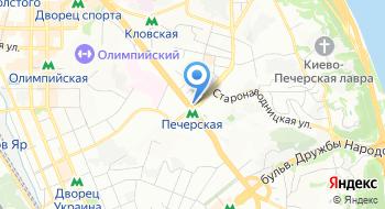 Сервис газовых колонок на карте