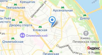 Учебный центр Интепроф на карте
