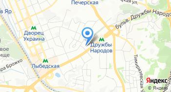 Компания Soft.ua на карте